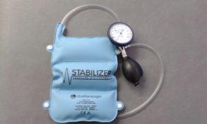 Syvien vatsalihasten harjoitteluun tarkoitettu biofeedback-laite