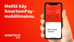 St Erikin Lääkintävoimistelulle käy maksutapana myös SmartumPay- mobiilimaksu